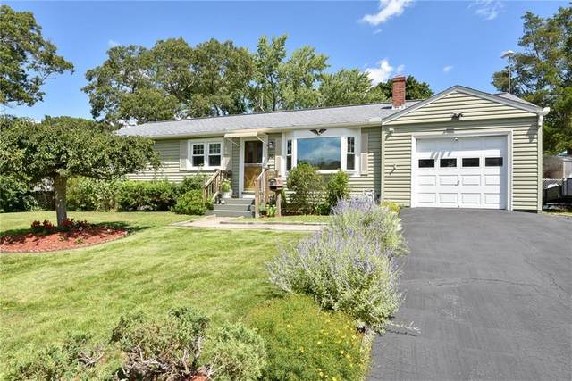 70 Pilgrim Drive, North Kingstown, RI 02852 (MLS #1267580) :: The Mercurio Group Real Estate