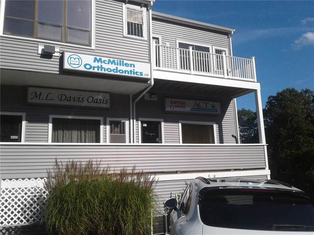 1050 Main Street #16, East Greenwich, RI 02818 (MLS #1267597) :: The Martone Group