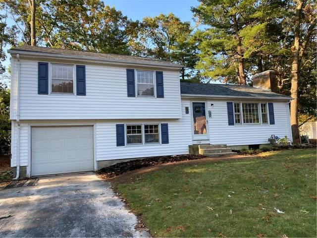 106 Brookside Drive, North Kingstown, RI 02852 (MLS #1267822) :: The Mercurio Group Real Estate