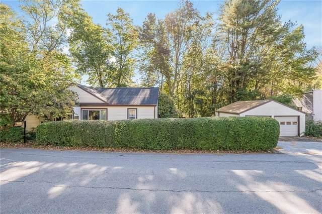 25 Hope Avenue, Scituate, RI 02831 (MLS #1267843) :: The Mercurio Group Real Estate