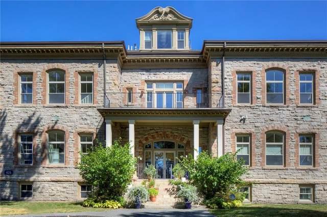426 Spring Street #206, Newport, RI 02840 (MLS #1267849) :: Welchman Real Estate Group