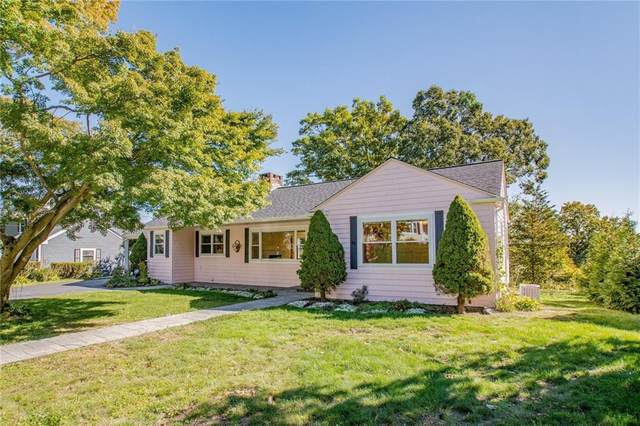 12 Bennington Road, Cranston, RI 02920 (MLS #1267852) :: The Mercurio Group Real Estate