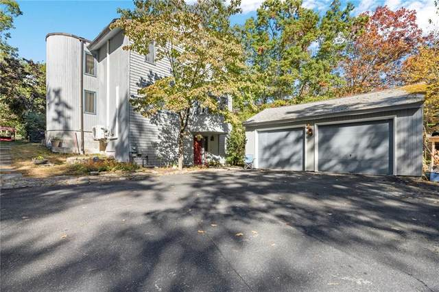 29 Sunnycrest Avenue, North Smithfield, RI 02896 (MLS #1267855) :: The Martone Group