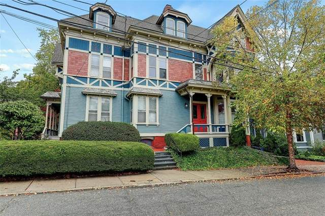 34 Barnes Street #2, East Side of Providence, RI 02906 (MLS #1267863) :: The Seyboth Team