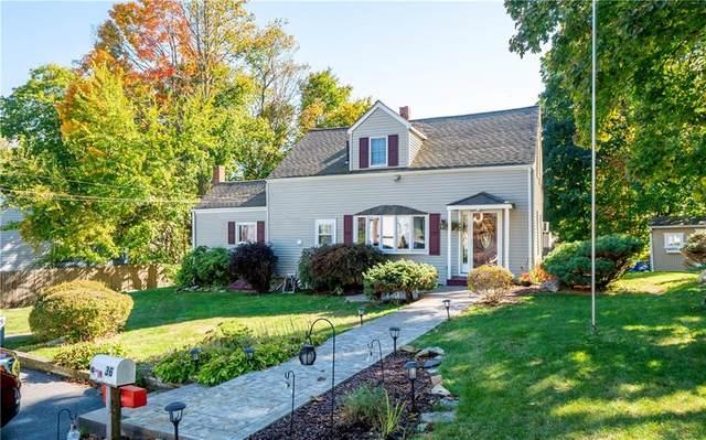 36 South Street, West Warwick, RI 02893 (MLS #1267877) :: Westcott Properties