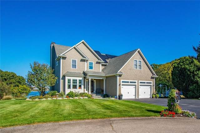 25 Harbour Terrace, Warwick, RI 02818 (MLS #1267897) :: Edge Realty RI