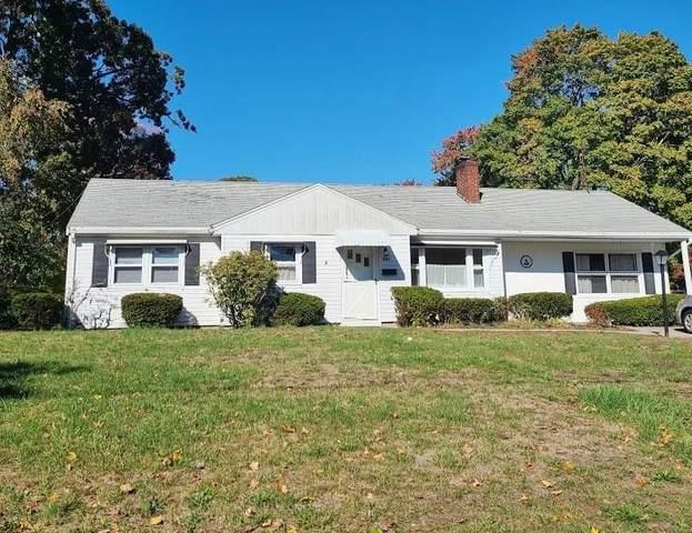 195 Wethersfield Drive, Warwick, RI 02886 (MLS #1267902) :: Westcott Properties