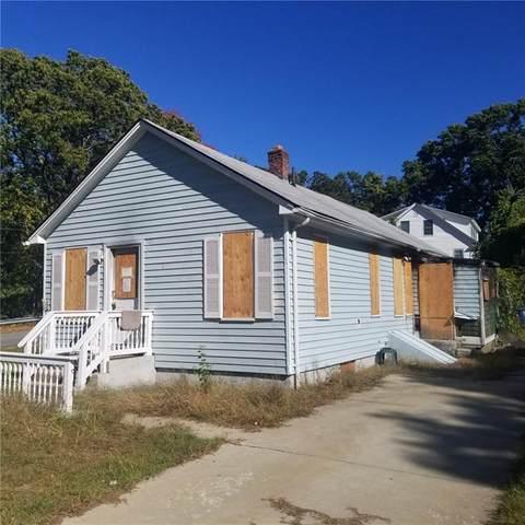 292 Sumner Avenue, Warwick, RI 02888 (MLS #1267912) :: Westcott Properties