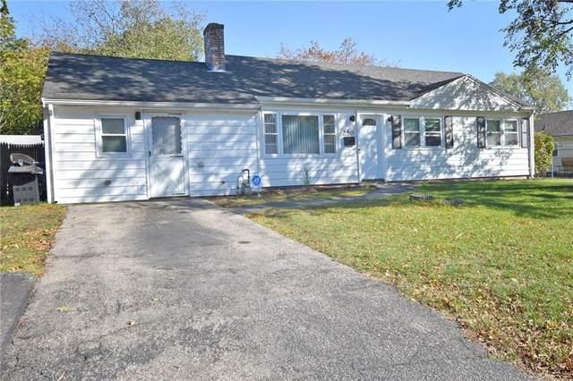 250 Richmond Drive, Warwick, RI 02888 (MLS #1267917) :: Westcott Properties