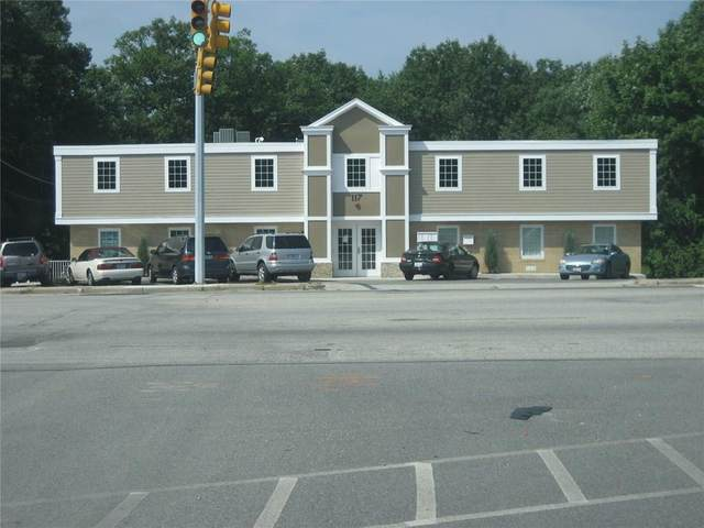117 Eddie Dowling Highway, North Smithfield, RI 02896 (MLS #1267919) :: The Martone Group