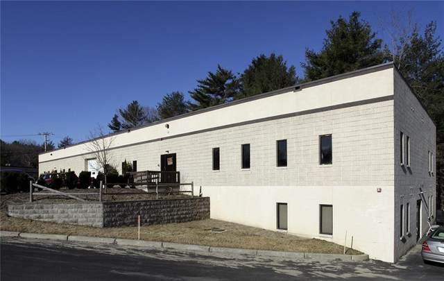 35 Lark Industrial Parkway, Smithfield, RI 02828 (MLS #1267926) :: Edge Realty RI