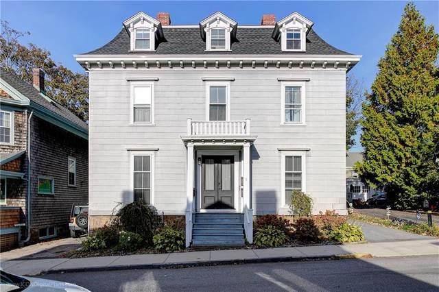 6 Ayrault Street #1, Newport, RI 02840 (MLS #1268020) :: Edge Realty RI