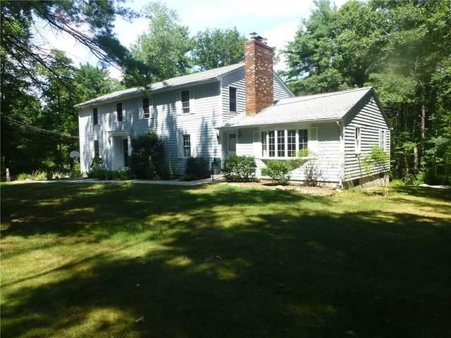 62 Brandy Brook Road, Scituate, RI 02857 (MLS #1268024) :: The Mercurio Group Real Estate