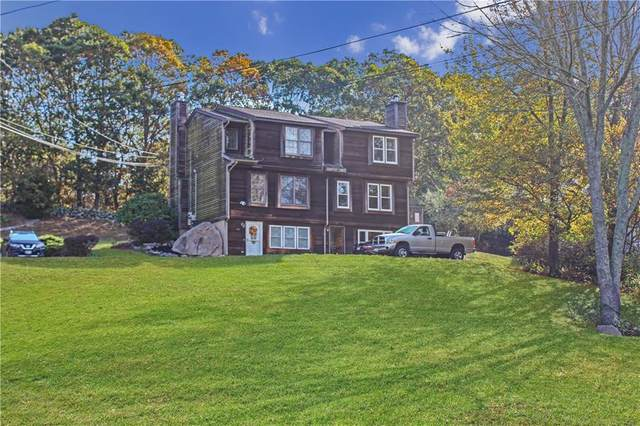4 Frontage Road B, Westerly, RI 02891 (MLS #1268034) :: The Martone Group