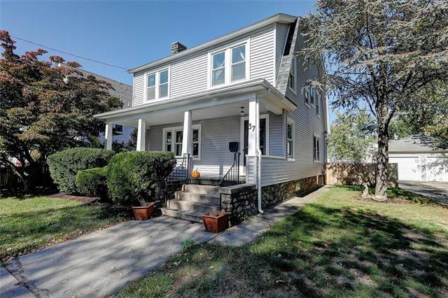 37 Chestnut Avenue, Cranston, RI 02910 (MLS #1268098) :: The Martone Group
