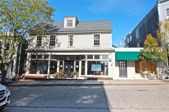20 Franklin Street, Newport, RI 02840 (MLS #1268228) :: The Seyboth Team