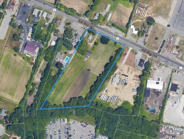 1693 Fall River Avenue, Seekonk, MA 02771 (MLS #1268250) :: Century21 Platinum