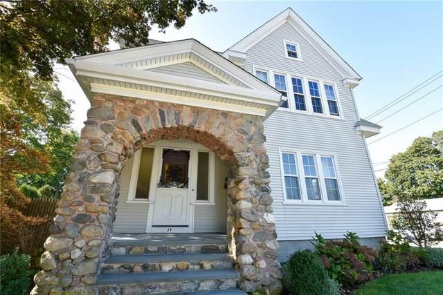 29 Parkside Drive, Warwick, RI 02888 (MLS #1268262) :: Spectrum Real Estate Consultants