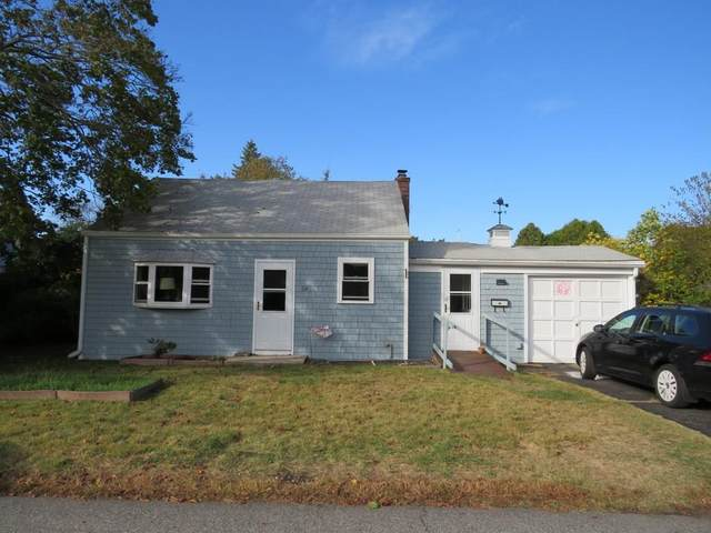 54 Firglade Avenue, East Providence, RI 02915 (MLS #1268291) :: The Seyboth Team