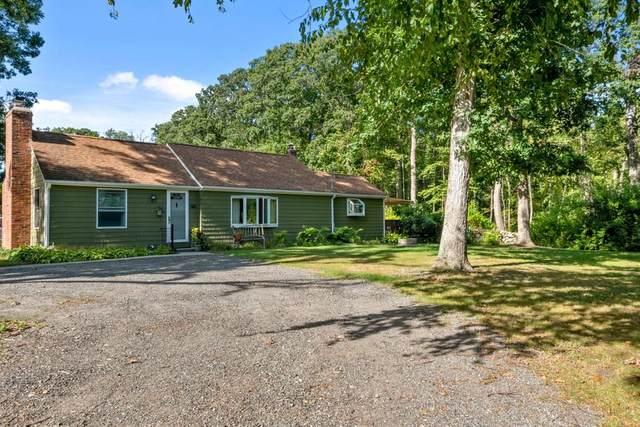 359 Rockland Road, Scituate, RI 02857 (MLS #1268300) :: The Mercurio Group Real Estate