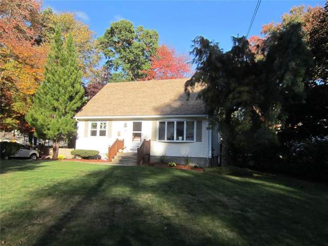 40 Pine Orchard Road, West Warwick, RI 02893 (MLS #1268338) :: The Mercurio Group Real Estate