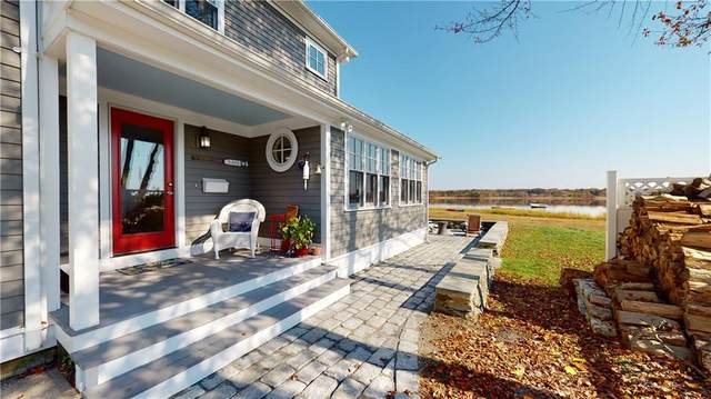 50 Wallis Avenue, Barrington, RI 02806 (MLS #1268356) :: Spectrum Real Estate Consultants