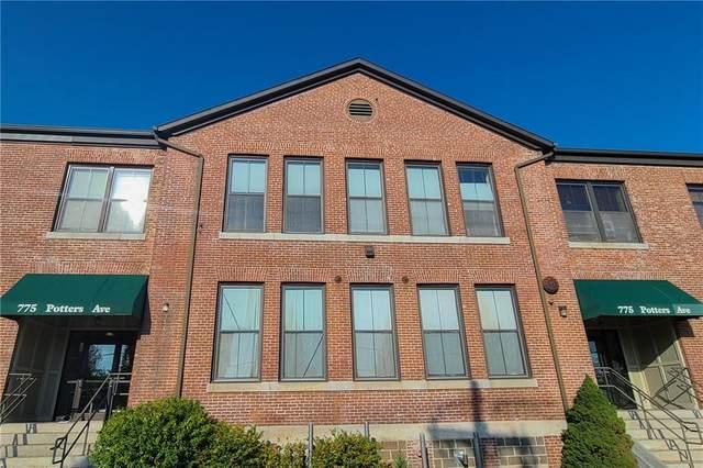 775 Potters Avenue #10, Providence, RI 02907 (MLS #1268375) :: Onshore Realtors