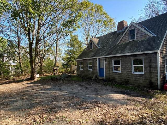 495 Old Town Road, Block Island, RI 02807 (MLS #1268385) :: The Martone Group