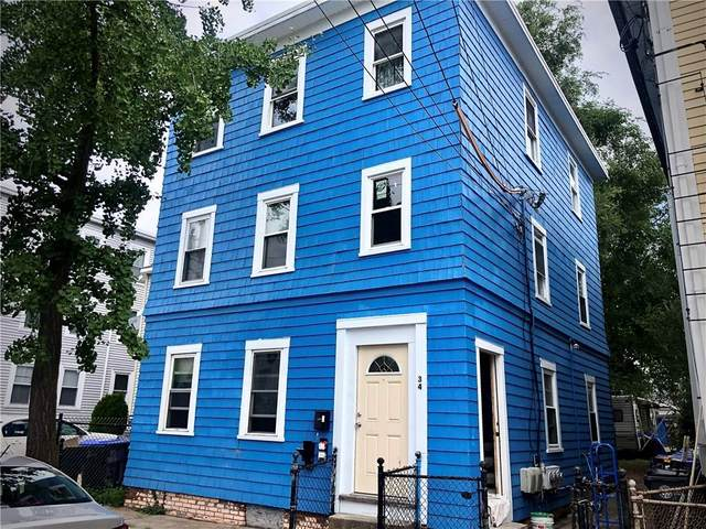 34 Vinton Street, Providence, RI 02909 (MLS #1268411) :: The Mercurio Group Real Estate