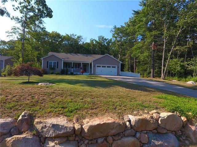 30 Excalibur Drive, Richmond, RI 02892 (MLS #1268454) :: Spectrum Real Estate Consultants