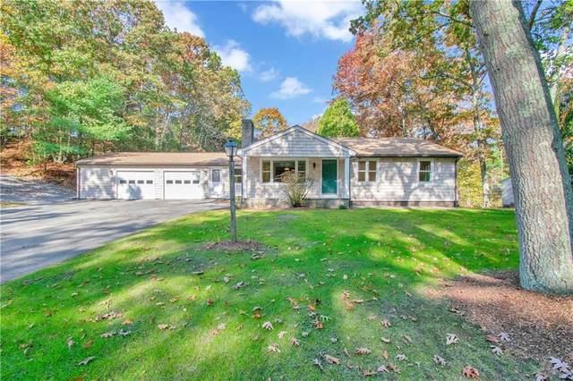 63 Tifft Road, North Smithfield, RI 02896 (MLS #1268478) :: Edge Realty RI