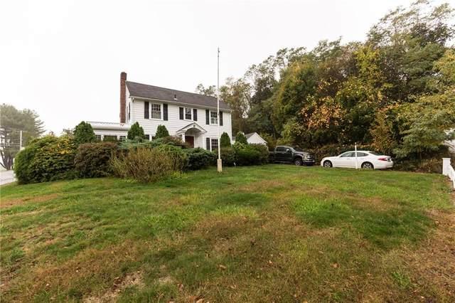 603 Wakefield Street, West Warwick, RI 02893 (MLS #1268483) :: Spectrum Real Estate Consultants