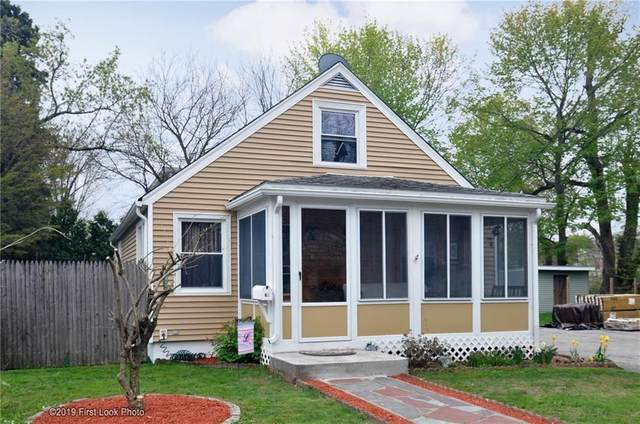 40 Stevens Street, North Providence, RI 02911 (MLS #1268485) :: Spectrum Real Estate Consultants