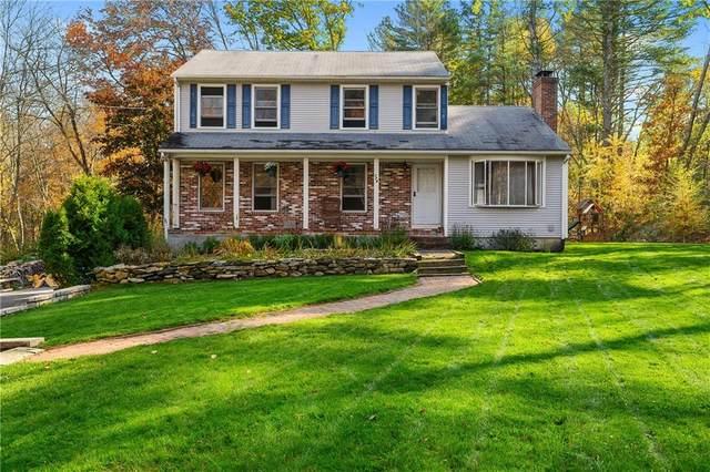 174 Smith Hill Road, Burrillville, RI 02830 (MLS #1268497) :: Spectrum Real Estate Consultants