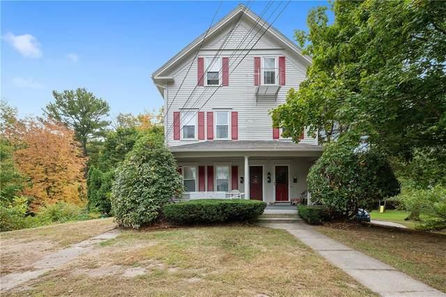 136 Church Street, Burrillville, RI 02859 (MLS #1268503) :: Spectrum Real Estate Consultants