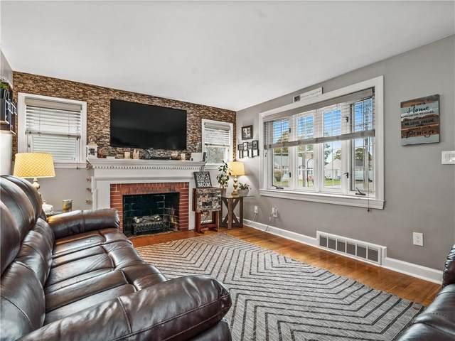 41 Maplecrest Drive, Pawtucket, RI 02861 (MLS #1268577) :: Westcott Properties
