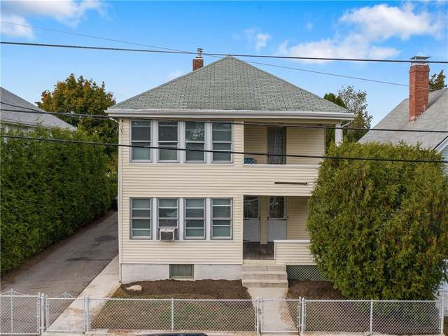 122 Hanover Avenue, Pawtucket, RI 02861 (MLS #1268697) :: The Seyboth Team