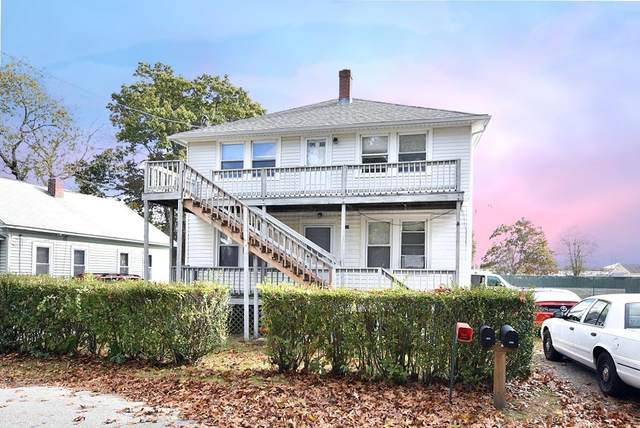 120 Page Street, Warwick, RI 02889 (MLS #1268829) :: The Martone Group