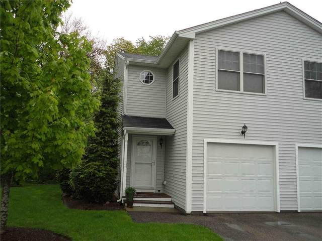 18 Susan Circle #18, South Kingstown, RI 02879 (MLS #1269045) :: Westcott Properties
