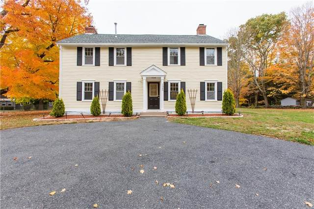 1345 Tarkiln Road, Burrillville, RI 02830 (MLS #1269251) :: The Martone Group