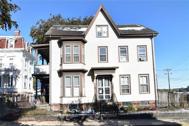 79 Cross Street, Central Falls, RI 02863 (MLS #1269287) :: The Martone Group