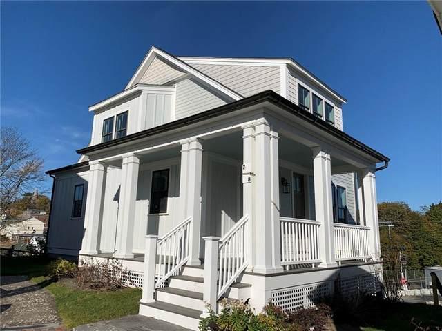15 Castle Street #7, East Greenwich, RI 02818 (MLS #1269385) :: Welchman Real Estate Group