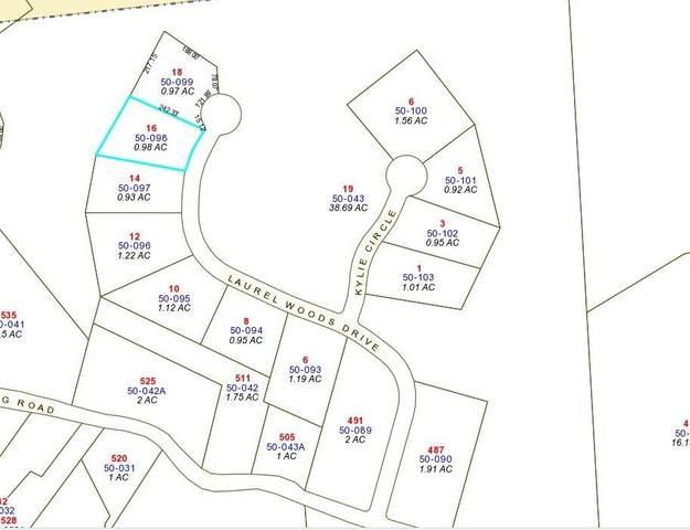 16 Laurel Woods Drive, Smithfield, RI 02917 (MLS #1269811) :: The Martone Group