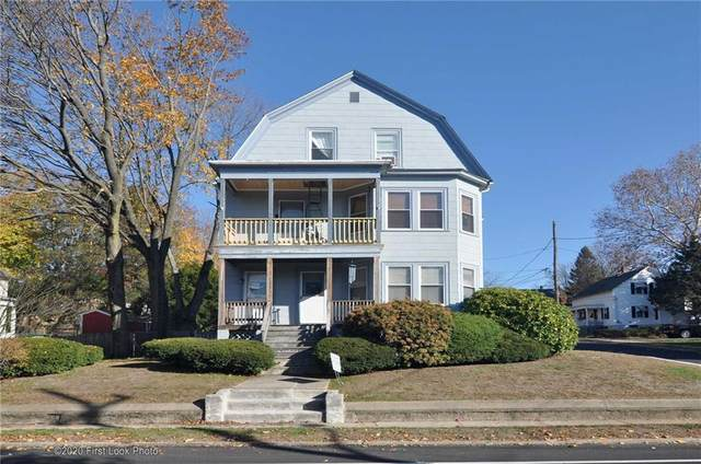 189 Roger Williams Avenue, East Providence, RI 02916 (MLS #1269869) :: The Martone Group