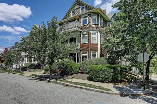 187 Morris Avenue #2, East Side of Providence, RI 02906 (MLS #1270313) :: Alex Parmenidez Group