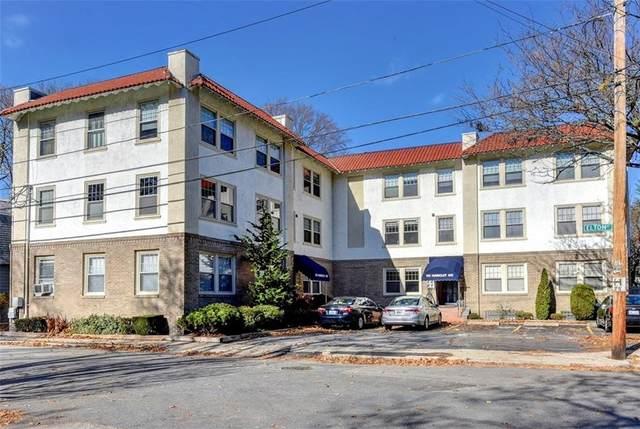 140 Humboldt Avenue #10, East Side of Providence, RI 02906 (MLS #1270331) :: Alex Parmenidez Group