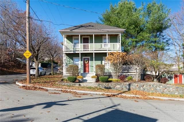 9 Vose Street, Lincoln, RI 02838 (MLS #1270351) :: Alex Parmenidez Group