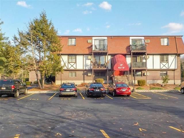 17 Erick Road #24, Mansfield, MA 02048 (MLS #1270356) :: Westcott Properties