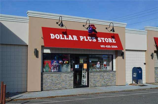 269 Greenville Avenue B, Johnston, RI 02919 (MLS #1270456) :: The Martone Group