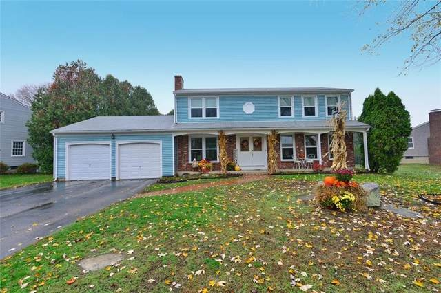 105 Tanglewood Drive, West Warwick, RI 02893 (MLS #1270469) :: Dave T Team @ RE/MAX Central